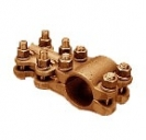 bronze tee connector